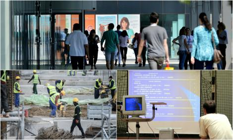 Locuri de muncă pentru români! Domeniile în care se caută urgent angajați