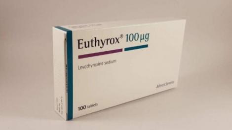 Lista tuturor farmaciilor din România de unde se va putea cumpăra Euthyrox începând din 20 mai. 5.000 de cutii