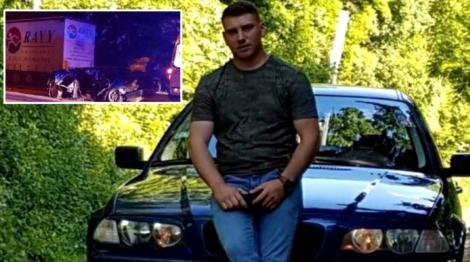 Dramă de neimaginat. Un tânăr de 27 de ani a murit într-un accident grav, produs chiar de prietenul lui din copilărie. Mihai n-a avut nicio șansă în urma impactului