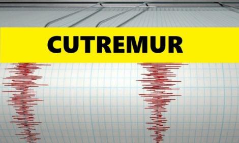 Cutremur în România, în urmă cu puțin timp. Ce magnitudine a avut seismul