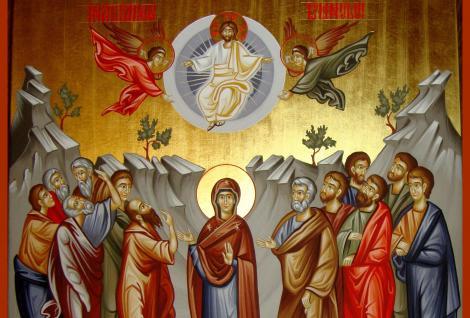 Înălțarea Domnului, sărbătoare mare în calendare, 28 mai 2020. Tradiții și rânduieli bisericești în sfânta zi