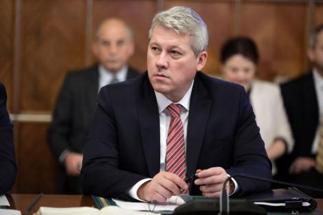 Tudorel Toader: Ministerul Justiţiei nu are competenţe în procedura desemnării reprezentantului Romaniei în Comisia de la Veneţia!