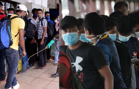 Vei fi surprins, au și tichete de masă! Ce salariu vor primi muncitorii din Sri Lanka care au fost alungați de români. Aceștia s-au angajat și așteaptă leafa