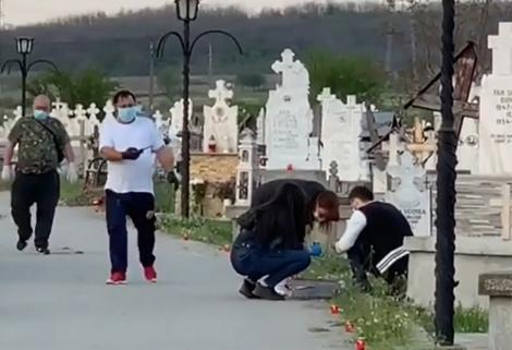 Au dat mortul altei familii din Câmpulung! Un tânăr și-a căutat tatăl decedat, după ce a realizat că îngropase pe altcineva