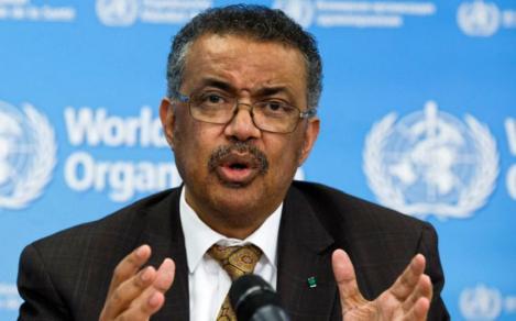 """Teledon contra pandemiei - OMS a salutat strângerea de 7,4 miliarde de dolari pentru dezvoltarea unui vaccin drept """"solidaritate mondială"""""""