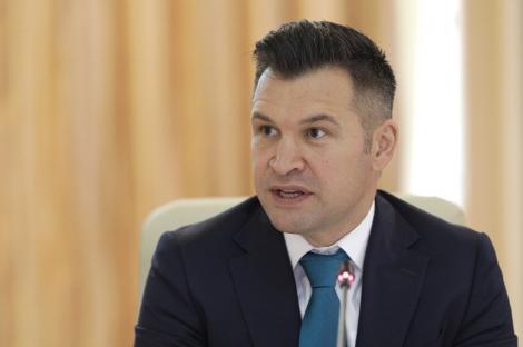 Ionuţ Stroe: Reluarea antrenamentelor sportivilor se va face în patru faze, numai în regim izolat