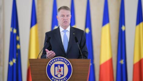 """Klaus Iohannis, după întâlnirea cu oamenii de afaceri: """"România va depăși cu bine criza, dar e nevoie de o reconstrucție din temelii!"""""""