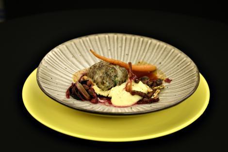 Drobul fine dining a fost marea surpriză de la Titani la cuțite! Ce ingrediente au folosit bucătarii