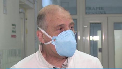 """Pacienții vindecați de Covid ar putea fi din nou internați în spitale. Medicul Virgil Musta: """"Pot rămâne cu leziuni pulmonare grave"""""""
