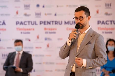 Secretar de stat Ministerul Transporturilor: Pandemia a dat şansa României de a se restarta, de a implementa noile tehnologii, şi probabil că va fi nevoie şi de o listă de noi meserii