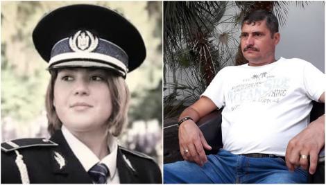 Misterul din jurul morții celor doi polițiști, arși de vii în mașina de patrulare. Ana Maria avea doar 21 de ani, abia dăduse examenul de tutelă