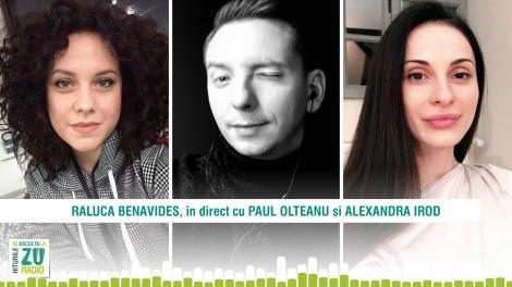 LIVE la Radio ZU. Paul Olteanu, trainer și coach, și Alexandra Irod, psihoterapeut, în direct despre adolescenți și frământările lor în perioada examenelor