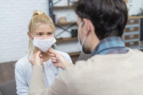 Încă o elevă a fost depistată pozitiv cu noul coronavirus. Cursurile au fost suspendate de urgență