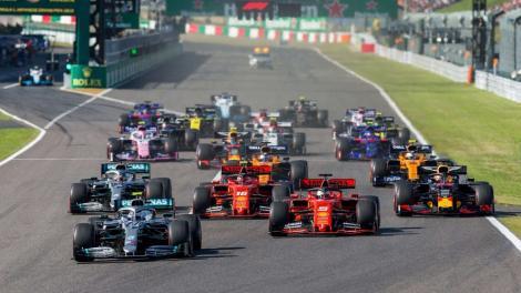 Formula 1: GP-urile din Azerbaidjan, Singapore şi Japonia, anulate