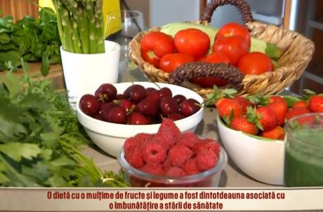 Cum putem combina fructele și legumele de sezon pentru a beneficia maxim de proprietățile lor
