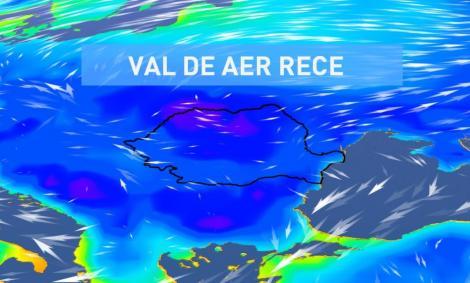 Încă o perioadă de potop în România! Vreme friguroasă și ploi torențiale în toată țara: ANM a prelungit codul galben până joi