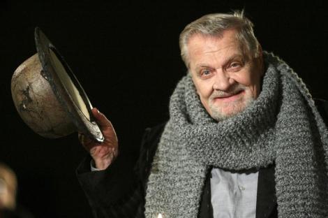 Actorul Vladimir Jurăscu, care a jucat 45 de ani pe scena Naţionalului timişorean, a murit la vârsta de 93 de ani