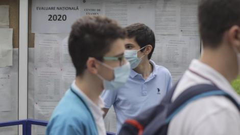 Elev care ar fi trebuit să susțină Evaluarea Națională, diagnosticat cu COVID-19. Anunțul de ultimă oră făcut de autorități
