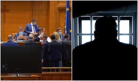 Decizie legislativă de ultimă oră! Violatorii, criminalii și tâlharii nu mai pot fi eliberați condiționat. Proiectul a fost votat în unanimitate