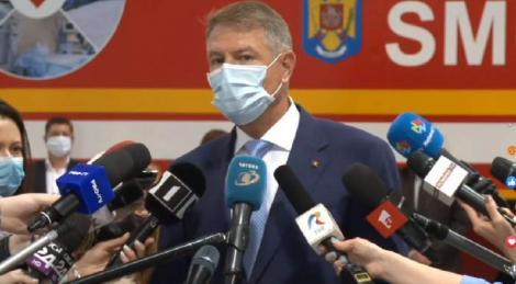 """Klaus Iohannis, informații de ultimă oră despre revenirea la starea de urgență: """"Virusul este în comunitate. Sunt îngrijorat"""""""
