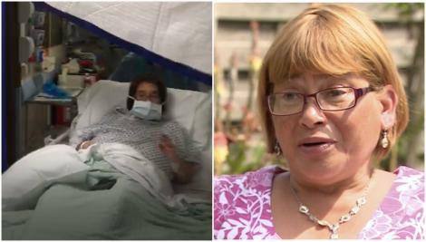 """""""Un medicament de 25 de lei m-a vindecat de coronavirus!"""" Infectată cu COVID-19, a fost la un pas de moarte. Ultima speranță a medicilor a fost șansa ei la viață"""