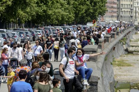 Roma ia locul Lombardiei! Două noi focare de coronavirus apărute în sudul Italiei: Autoritățile imploră respectarea măsurilor!