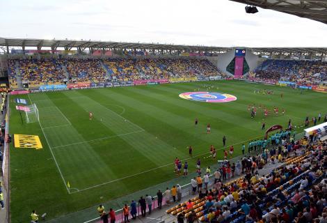 """Când vor reveni spectatorii pe stadioane, în România. Anunțul ministrului Tineretului și Sportului! """"Evident că nu îi vom ține acasă"""""""