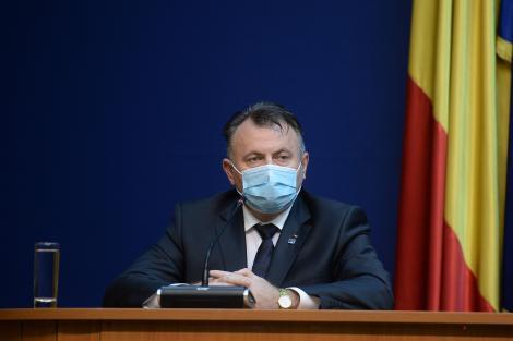 Nelu Tătaru vrea să impună noi restricții în zonele cu cele mai multe cazuri. Măsuri din cauza creșterii numărului de îmbolnăviri de Covid-19
