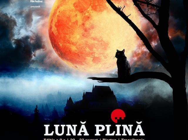 Festivalul de film horror şi fantastic Lună Plină va avea loc anul acesta între 20 şi 23 august
