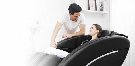Viitorul în materie de masaje și relaxare - fotoliile cu funcții diverse