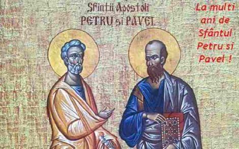 Acatistul Sf. Petru si Pavel: Rugăciune puternică la îndemâna tuturor