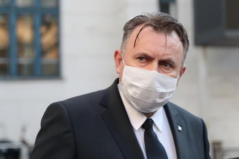 """Autoritățile pregătesc noi măsuri! Ministrul Sănătății, informații de ultim moment: """"Vor fi restricții"""""""