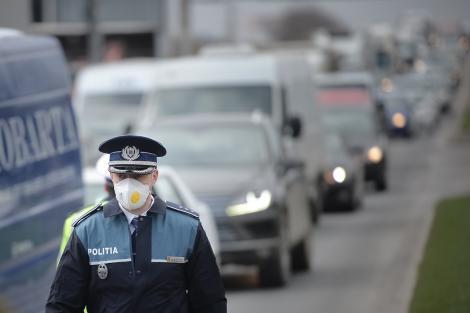 """Zone cu restricție de circulație, din cauza epidemiei de coronavirus, în România! Tătaru: """"Avem transmitere comunitară accentuată"""""""