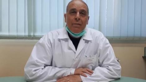 """Medicul Virgil Musta, apel disperat pentru români, după explozia de cazuri: """"Respectaţi trei măsuri simple, vă rog, și vom scăpa de virus"""""""