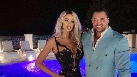 """Bianca Drăgușanu s-a dus cu """"pachet"""" la fostul soț aflat în """"arest"""" la hotel. Ce i-a adus afaceristului aflat în carantină"""
