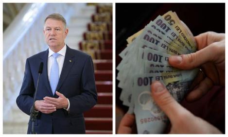 Bani grei pentru români! Klaus Iohannis, anunț de ultimă oră! Cine se va bucura de ajutorul financiar
