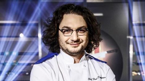 """Înainte să devină bucătar, Chef Florin Dumitrescu a fost campion național: """"Aș fi rămas sportiv de performanță"""""""