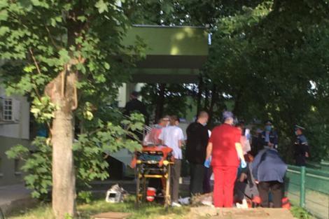 Gest disperat, la Timișoara. O femeie s-a aruncat în gol, de la fereastra salonului în care era internată. Ce aflase de la medici, cu puțin timp înainte de gestul cumplit?