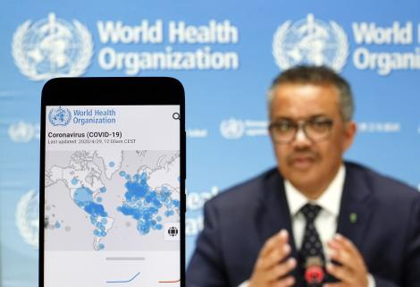 """Organizația Mondială a Sănătății nu vrea relaxare. Mesaj tranșant pentru guvernele lumii: """"Situația se agravează"""""""
