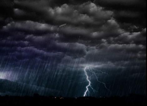 Alertă! România, lovită de furtuni! Este Cod galben! Zonele afectate, în următoarele ore
