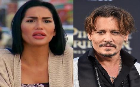 Actorul Johnny Depp, dezvăluire neașteptată despre Clejani! Margherita a făcut totul public