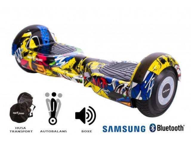 Hoverboard Smartbalance – distracție și sport pentru toată lumea