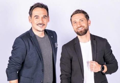 Răzvan și Dani, asemănare izbitoare cu doi actori celebri, de la Hollywood! Imaginea care i-a șocat pe fanii  matinalilor| FOTO