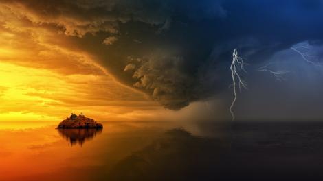 Prognoza meteo pentru cinci zile, București. Capitala va fi lovită de caniculă și ploi abundente