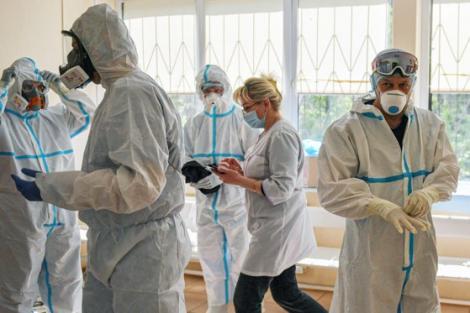 """Nou focar de coronavirus, în România! Mulți dintre cei infectai sunt minori: """"Avem şi copii de un an, trei ani. Nu ne explicăm"""""""