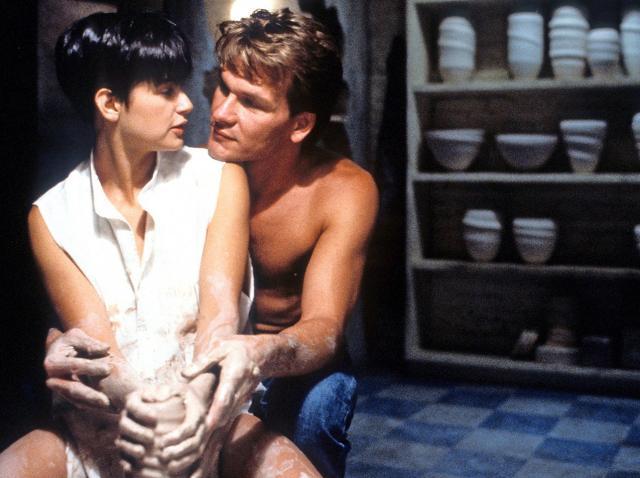 """30 de ani de la """"Ghost"""", """"Fantoma mea iubită"""". """"Molly, dragostea e înlăuntru. O iei cu tine peste tot!"""""""