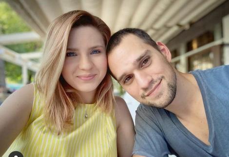 Cristina Ciobănașu și Vlad Gherman au făcut marele anunț! Admiratorii lor sunt în culmea fericirii | Foto