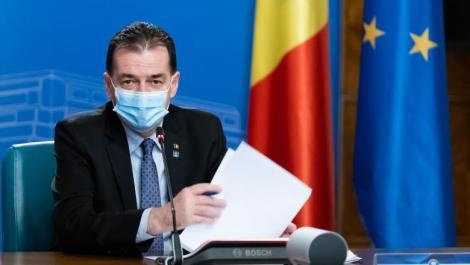 """Starea de alertă va fi prelungită în România! Ce spune premierul despre carantinarea anumitor județe: """"Trebuie să facem o analiză!"""""""