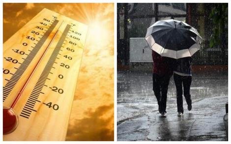 """Cum va fi vremea în cea de-a doua parte a verii. Director de la ANM: """"Este confirmat"""""""