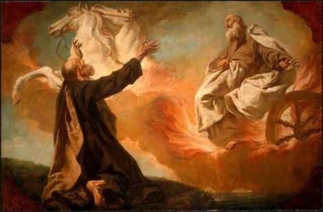 Sfântul Ilie Tesviteanul 2020. S-a ridicat la cer cu o căruță de foc spre ocrotirea neamului. Obiceiuri populare la ceas de sărbătoare